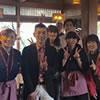 「千寿亭」が奈良TV放送「ならフライデー9」の取材を受けました!