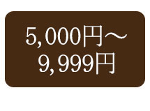 5,000円〜9,999円
