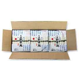 三輪素麺 1,000g×12袋