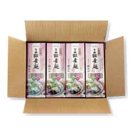三色三輪素麺 200g×20箱